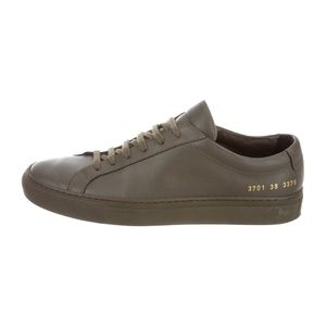 WOMAN BY COMMON PROJECTS - Leather Sneakers